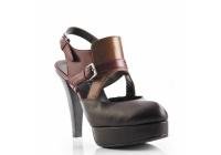 Туфли геометрической формы