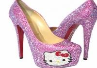 Выбираем обувь на вечеринку